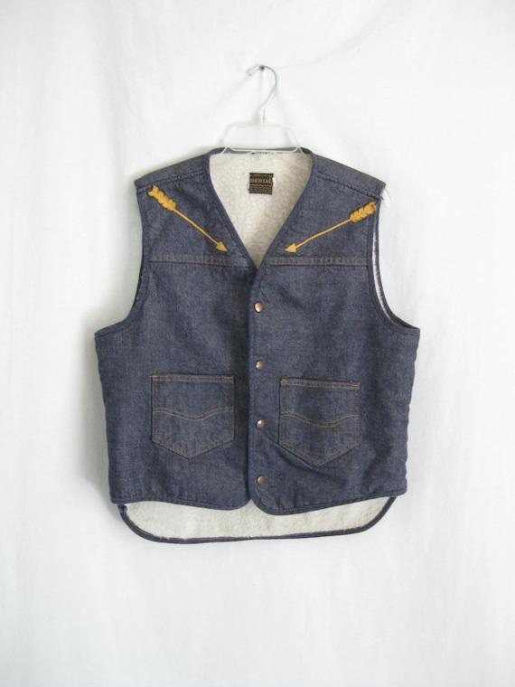 Vintage Western Vest 92