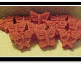 Homemade Candle Tart Shapes - (Pack Of 24)