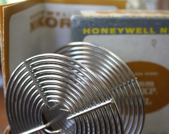 Honeywell Nikor 35mm. 36 Exp Stainless Steel Reel