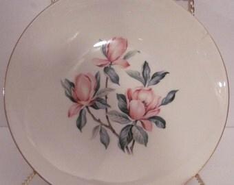 Vintage Rhythm Floral Bowl