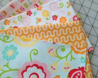 Half Yard Bundle from The SImply Sweet Collection by Lori Whitlock for Riley Blake Fabrics  - 2 yards total - on sale