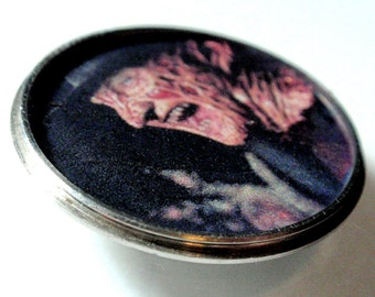 Horror Movie Photo Art Cabochon Freddy KrugerJewelry Making Bow Center Mixed Media Phone Cases Decoden Scrap Booking Card Making A2