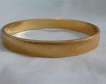 Vintage Trifari Bangle Bracelet