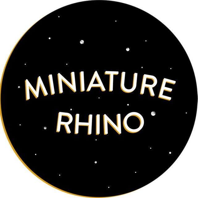 MiniatureRhino