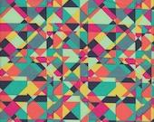 Art Gallery Fabrics Carnaby Street Go-Go London Lustrous - Half Yard