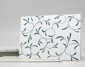 Mistletoe - Letterpress Notecards