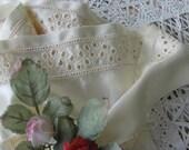Insert dress piece  2 + Yards Ecru, Fabric Wow, lowered price...
