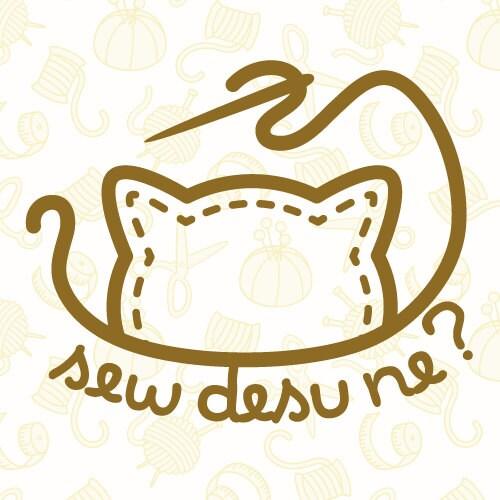 Sew Desu Ne by CholyKnight on Etsy