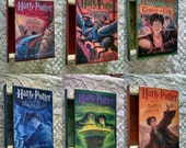 Harry Potter Book Box - Harry Potter Jewelry Box - Harry Potter Hidden Book Box - Harry Potter Book Box with Drawer -Wooden Harry Potter Box