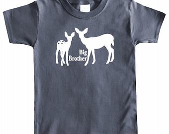 Big Brother Deer T-shirt