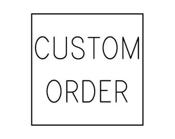 CUSTOM ORDER FOR   lucile valenti  -full-