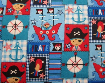 Ring Bearer Gift, Wedding, Pirates, Kids Tote, Boys Tote, Personalized, by LBs Sewing Sanity