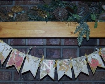 "Autumn Banner ""Autumns Song"" Banner"