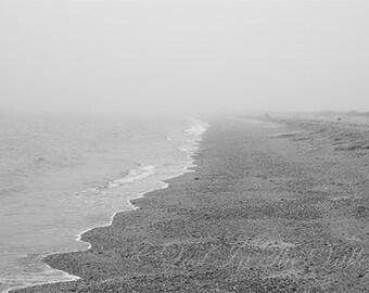 Beach Photography // Nautical Decor // Ocean Print // Wall Art // Home Decor // Fine Art Photography // Sand and Surf // Coastal Photograph