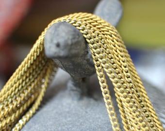 Yellow big Al chain 2