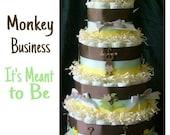 Monkey Business- 4 Tier