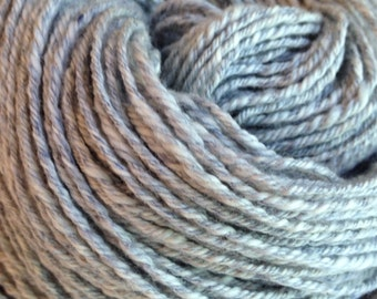 Handspun Cotton From Recyled Blue Jeans, 272 yds.