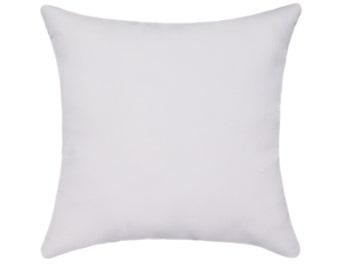 Sunbrella Canvas White Indoor/Outdoor Pillow, White Solid Patio Pillow, White Outdoor Deck Pillows, Sunbrella White Cushion - Free Ship