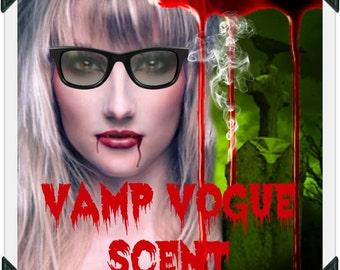 VAMP VOGUE Scented Soy Melts - Gothic Unique Fun Playful Halloween Sexy Soy Wax Tarts - Wickless Candle - Highly Scented - Handmade In USA