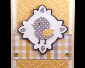 Little Bird Card 2