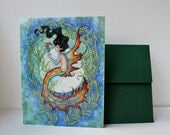 10 Mermaid cards by Amy Brown