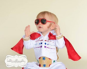 ELVIS Costume for Weddings, Pageants, Halloween Custom Made for Your KING