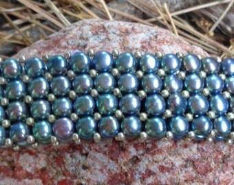 Tahitian Pearl Bracelet - 7230