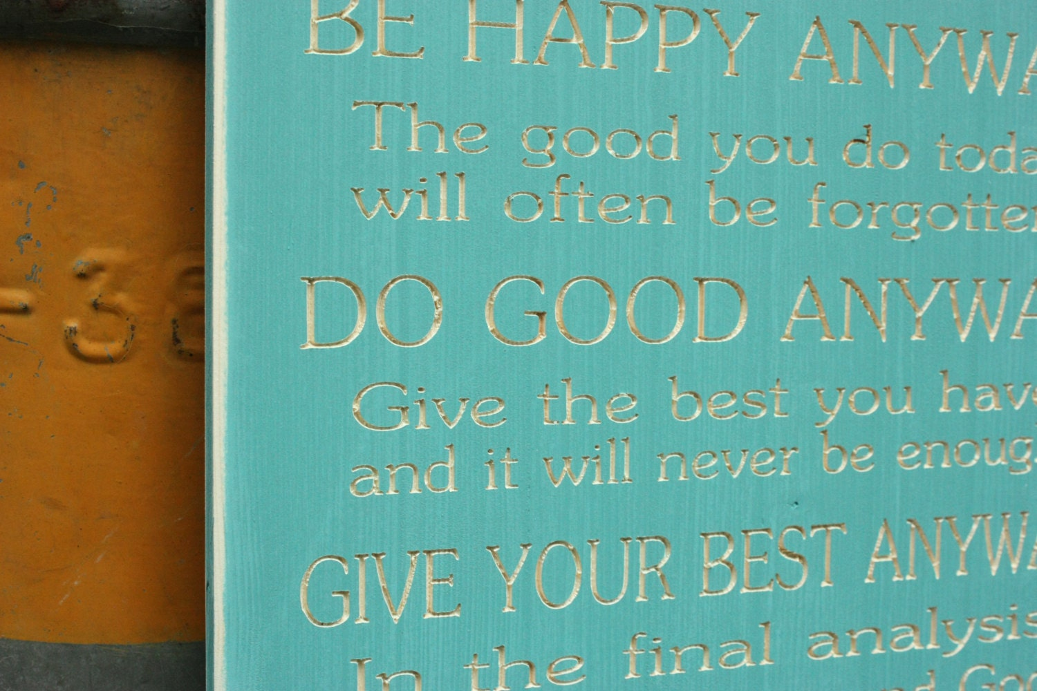 Mother Teresa Quotes Love Them Anyway 12X30 Mother Teresa Do It Anyway Quote