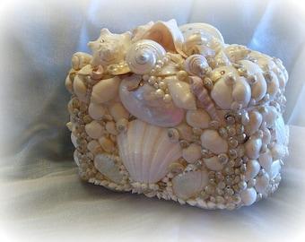 Pearl Bay Seashell Box
