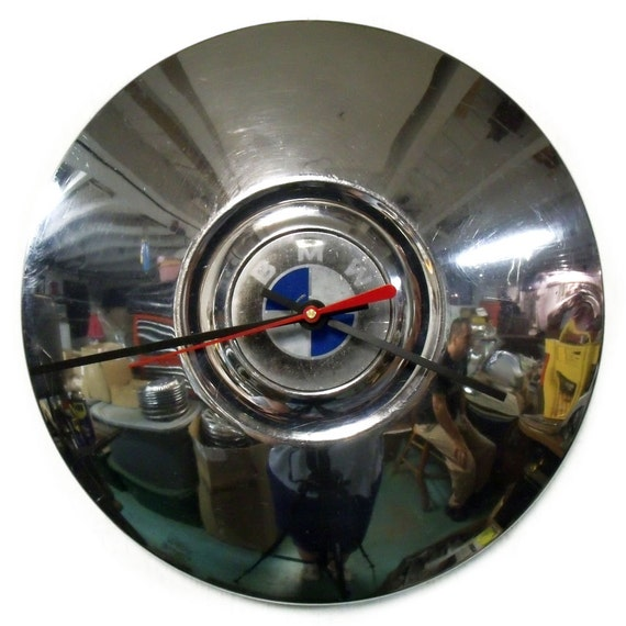 Bmw Wall Clock Vintage