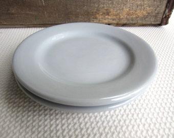 Vintage Buffalo China Lune Blue Restaurant Ware Small Bread Plate