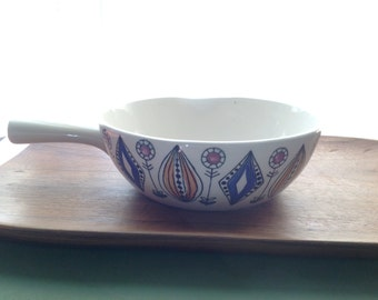 Vintage Egersund Dish/Pouring pot