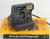 RESERVED for CC Cameras Vintage Camera Polaroid One Step Close Up