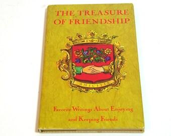 The Treasure Of Friendship, Hallmark Gift Book