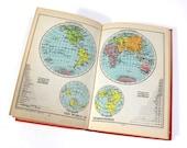 1950 The Perma Handy World Atlas