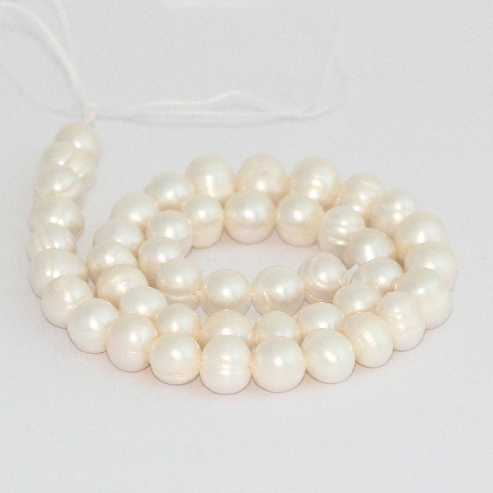 U Pick Authentic Natural Freshwater Cultured Pearl Beads 6