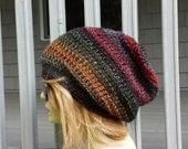 Slouchy Hat, Beanie Hat, Gift Beanie Hat, Womens Men Hat, Fashion Slouchy Hat, Beanie Hat CHEMO Hat, Cozy Hat, Beret Slouchy Hat, Winter Hat