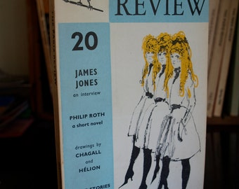 the Paris Review Volume 20 Autumn-Winter 1958-59