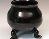Dancing Cauldron Bowl for Witches and Wacky Women