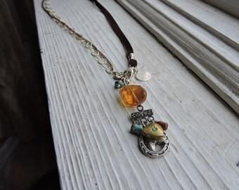Lucky Horse necklace