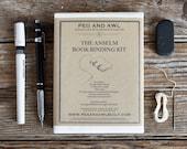 Anselm Bookbinding Kit – 6″ by Peg and Awl