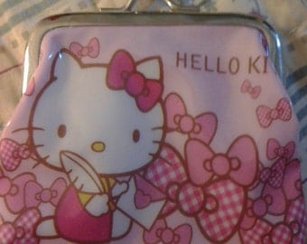 vintage Hello Kitty coin purse