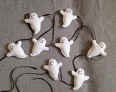Ghost Halloween Garland Home Decor