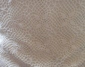 Summer Clearance SALE Vintage Cotton Crochet Pillow Sham Shabby Chic from China