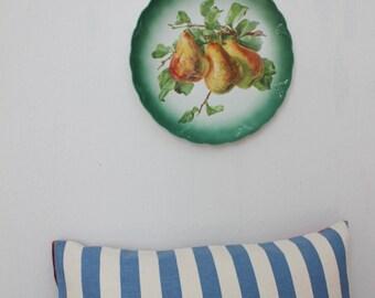 Decorative Pear Plate