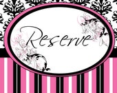 RESERVED LISTING for Taryn