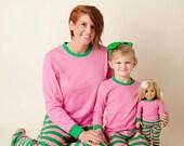 Adult Christmas Pajamas  - FREE Monogramming