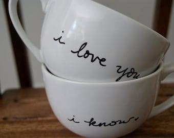 Custom Cappuccino Mugs