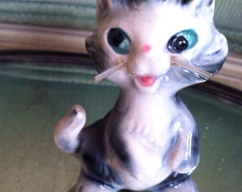Vintage cat west Germany goebel whiskers