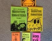 Sensitive Monsters Zine Pack